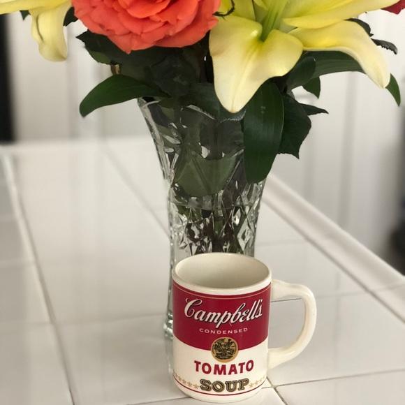 41b43515dcb Campbell's Tomato Soup Mug Vintage